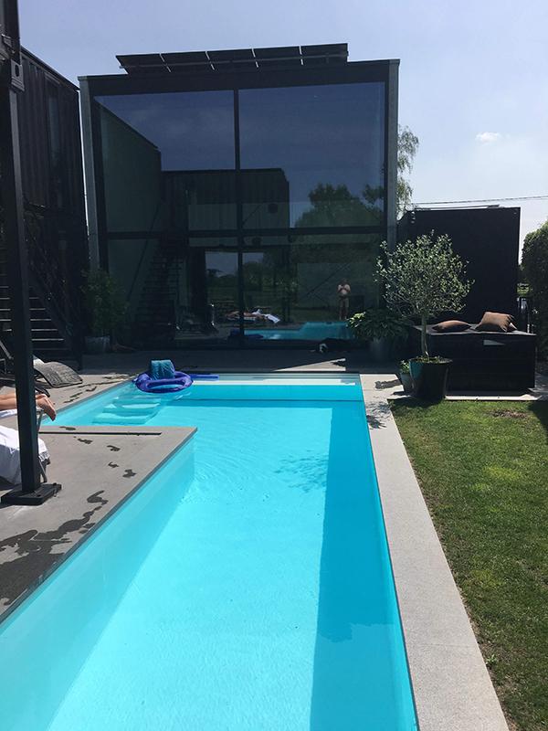 Monoblock zwembaden intrapools for Monoblock zwembad