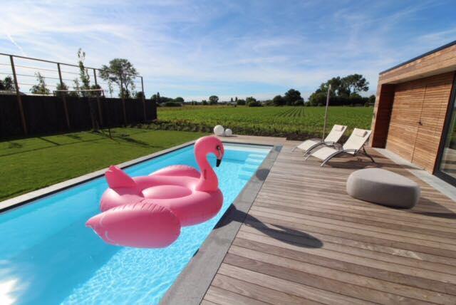 ppc zwembad flamingo