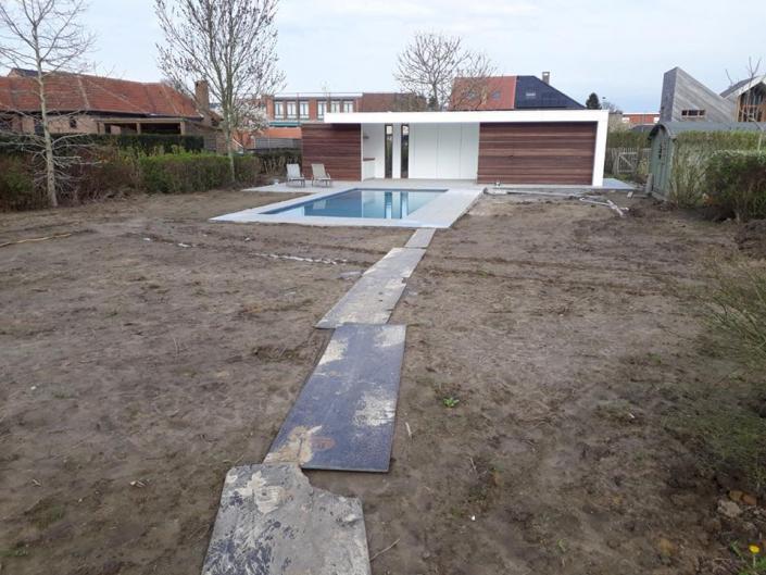 Zwembad-Oudegem