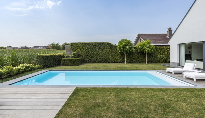 Zwembad-Zele