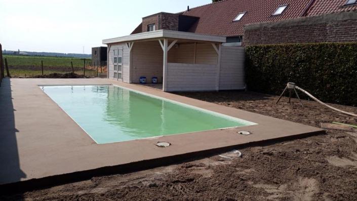 Zwembad-Zomergem