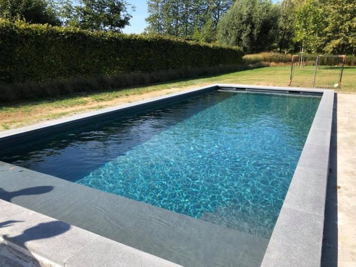 Zwembad-Bambrugge