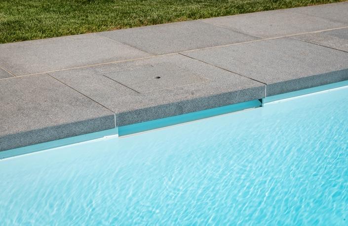 Zwembad-Wieze